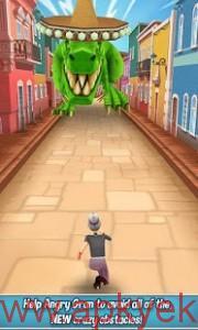 دانلود بازی Angry Gran Run - Running Game v1.17.1 اندروید