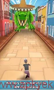 دانلود بازی Angry Gran Run – Running Game 1.22 اندروید