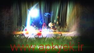دانلود بازی Arcane Soul 1.0.6 مود شده