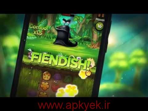دانلود بازی Best Fiends 4.1.5 اندروید مود شده