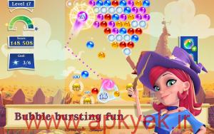 دانلود بازی حباب جادوگر Bubble Witch 2 Saga 1.25.2 اندروید