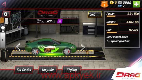 دانلود بازی کشیدن ماشین Drag Racing: Club Wars (Beta) 2.8.21 اندروید