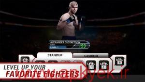 دانلود بازی بوکس یو اف سی EA SPORTS™ UFC v1. 0.725758 اندروید