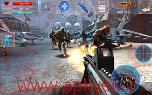 دانلود بازی اعتصاب دشمنان Enemy Strike GRATIS v 1.6.7 اندروید