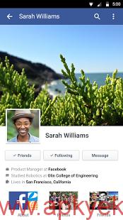 دانلود نرمافزار فیسبوک Facebook 39.0.0.0.219 اندروید