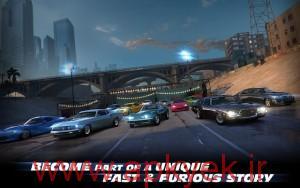 دانلود بازی ماشین سواری سریع و خشمگین Fast & Furious Legacy v0.2.1 اندروید