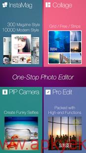 دانلود نرمافزار ویرایش حرفه ای تصاویر FotoRus 5.6.4 اندروید