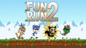 دانلود بازی Fun Run 2 - Multiplayer Race v1.4 اندروید