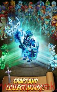 دانلود بازی شوالیه و اژدها Knights & Dragons 1.16.200 اندروید