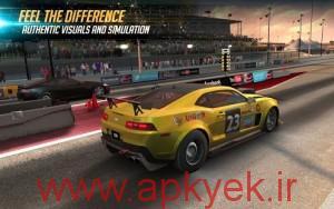 دانلود بازی ماشین سواری Nitro Nation Racing 3.4 اندروید