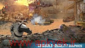 دانلود بازی قبل از مرگ Overkill 3 v1.1.6 اندروید