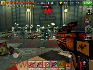 دانلود بازی Pixel Gun 3D 9.2.5 اندروید