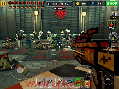 دانلود بازی Pixel Gun 3D 9.4.2 اندروید