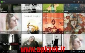 دانلود نرمافزار موزیک پلیر حرفه ای PlayerPro Music Player 3.09 اندروید