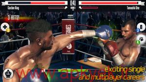 دانلود بازی بوکس واقعی اندروید Real Boxing 2.1.0 اندروید همراه دیتا