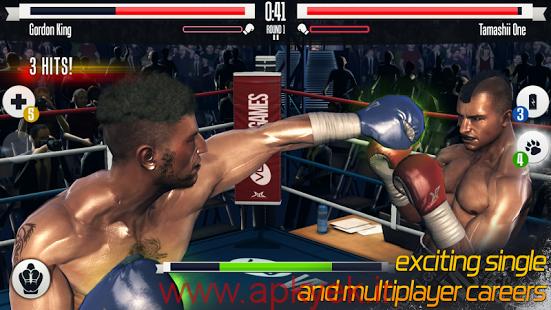 دانلود بازی بوکس واقعی اندروید Real Boxing 2.2.7 اندروید همراه دیتا مود شده