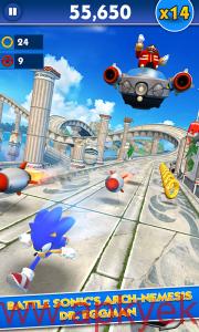 دانلود بازی Sonic Dash 2.1.0.Go اندروید