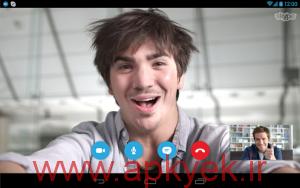 دانلود مسنجر اسکایپ Skype - free IM & video calls v5.2.0.62296 اندروید