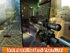 دانلود بازی تیراندازی در خفا Sniper 3D Assassin v1.4 اندروید