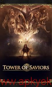 دانلود بازی استراتژیکی Tower of Saviors 9.13 اندروید