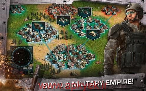 دانلود بازی جنگ ملت ها War of Nations 2.6.2 اندروید