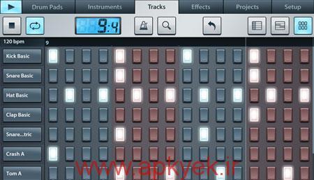 دانلود نرمافزار اف ال استودیو موبایل FL Studio Mobile 2.0.3 اندروید