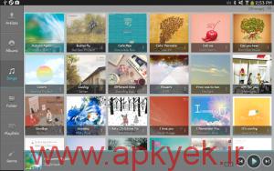 دانلود نرمافزار موزیک پلیر jetAudio Music Player Basic 5.2.1 اندروید