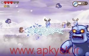 دانلود بازی هیولا Monster Dash v1.60.0 اندروید