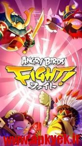دانلود بازی مبارزه پرندگان خشمگین Angry Birds Fight! v0.3.6 اندروید مود شده و پول بی نهایت