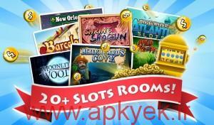 دانلود بازی حمله رعد اسا BINGO Blitz - FREE Bingo+Slots 3.00.0 اندروید