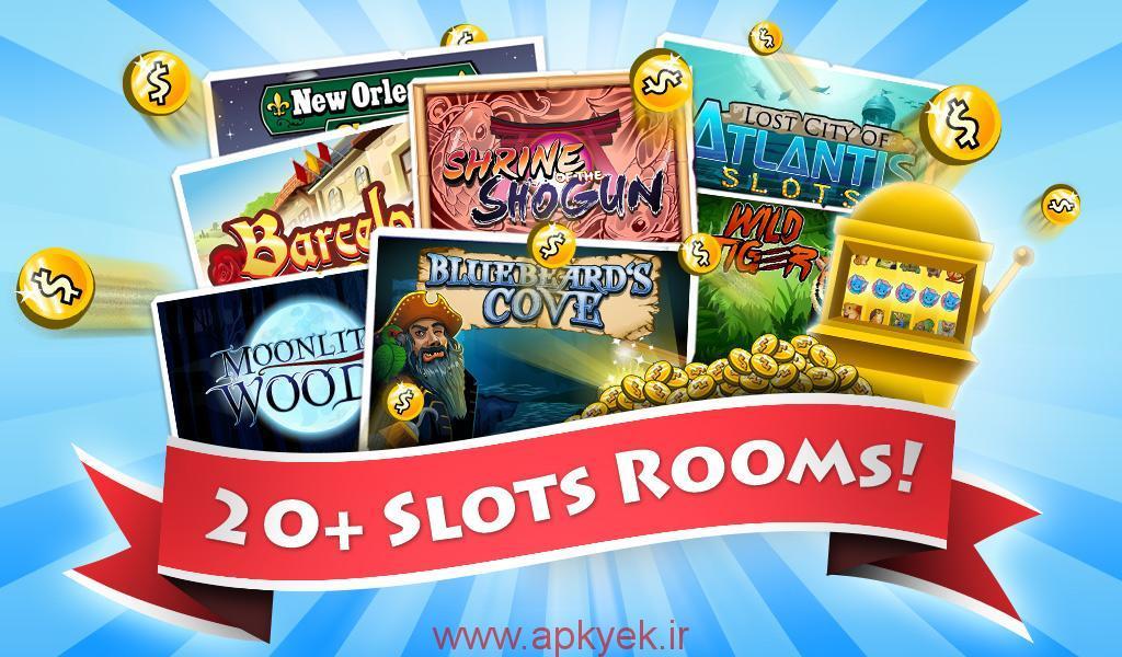 دانلود بازی حمله رعد اسا BINGO Blitz – FREE Bingo+Slots 3.00.0 اندروید