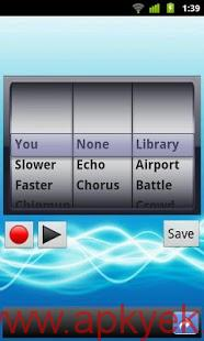 دانلود نرمافزار تغییر صدا Best Voice Changer 6.3 اندروید
