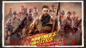 دانلود بازی برادران جنگجو Brothers in Arms 3 v1.1.0k اندروید
