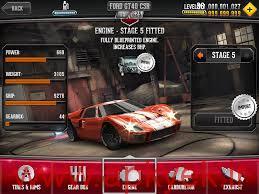 دانلود بازی مسابقه ماشین سواری کلاسیک CSR Classics 1.10.1 اندروید مود شده و پول بی نهایت