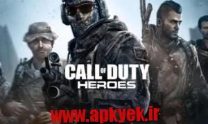 دانلود بازی ندای قهرمانان Call of Duty®: Heroes 1.5.0 اندروید مود شده