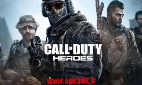 دانلود بازی ندای قهرمانان Call of Duty®: Heroes 2.0.0 اندروید