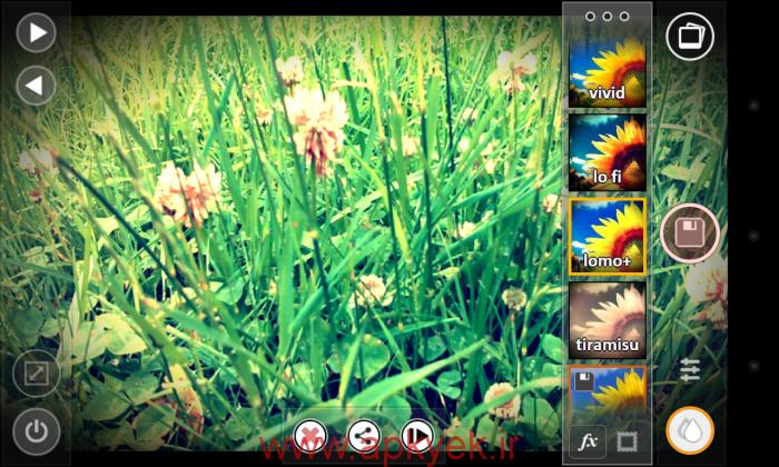 دانلود نرمافزار مدیریت دوربین Cameringo+ Effects Camera 2.2.5 اندروید