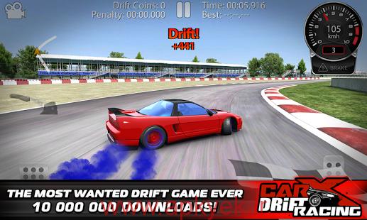 دانلود بازی ماشین سواری CarX Drift Racing 1.2.8 اندروید