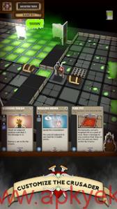 دانلود بازی استراتژیکی ماموریت زندان Card Dungeon 1.3.0 اندروید