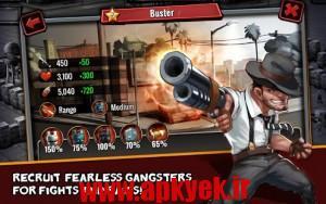 دانلود بازی برخورد باندها Clash of Gangs v1.3.1 اندروید
