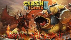 دانلود بازی Clash of Lords 2 1.0.180 اندروید