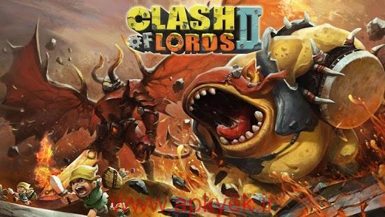 دانلود بازی Clash of Lords 2 1.0.191 اندروید