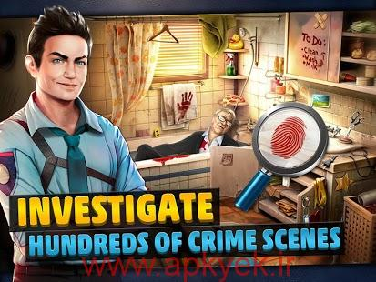 دانلود بازی ماجراجویی پرونده جنایی Criminal Case 2.6.5 اندروید مود شده
