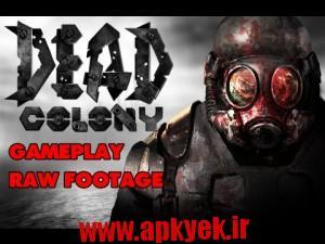 دانلود بازی دفاع از سرزمین DEAD COLONY 1.0.10 اندروید