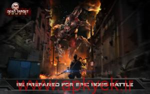 دانلود بازی اکشن و تفنگی هدف مرده DEAD TARGET : Zombie 1.4.2 اندروید مود شده پول بی نهایت