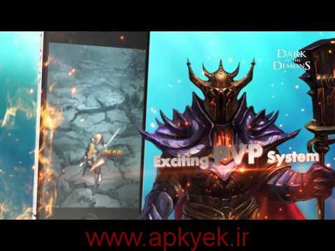 دانلود بازی شیاطین تاریک Dark Of The Demons 1.4.6 اندروید
