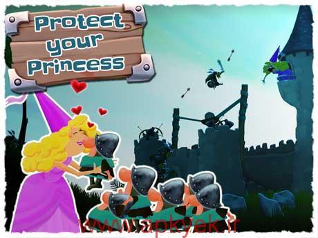 دانلود بازی سه بعدی وایکینگ Day of the Viking 0.20 اندروید مود شده پول بی نهایت