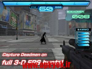 دانلود بازی مرد مرده Deadman's Cross 1.7.2 اندروید