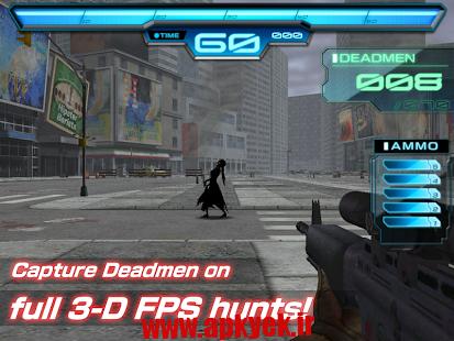 دانلود بازی مرده Deadman's Cross 1.8.0 اندروید