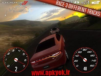 دانلود بازی انقلاب ماشین سواری Dodge Revolution v1.3 اندروید